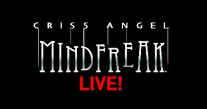 Criss Angel Mindfreak LIVE!, o novo show de magia do Cirque du S