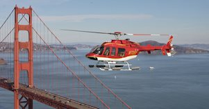 Tour de helicóptero: explore San Francisco do céu!