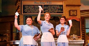 Ingressos Waitress Nova York | Reservar Musicais Broadway