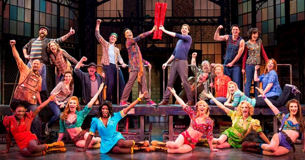 Kinky Boots, Broadway: Sapatos para Drag Queens?