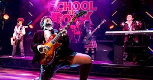 Vibre com o musical Escola do Rock na Broadway!