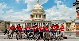 Tour en bici: ¡no te pierdas la historia de Washington!