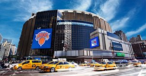 Exterior Madison Square Garden em Nova York