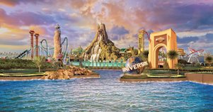 Universal Studios Florida™, Universal's Islands of Adventure™ y Universal's Volcano Bay™, en Florida.