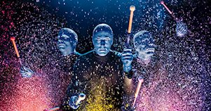 Blue Man Group: ¡una experiencia sensorial imperdible!